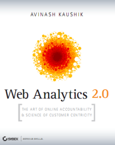 Web Analytics 2.0 cover